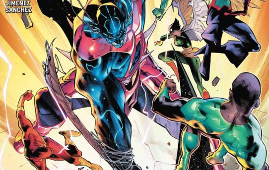 JUSTICE LEAGUE #21 Preview