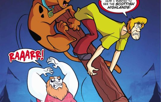 SCOOBY DOO WHERE ARE YOU #98 Preview