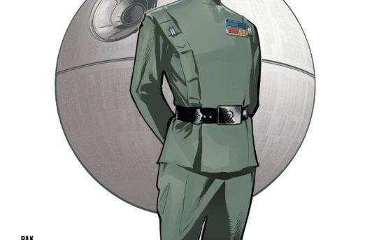 STAR WARS AGE OF REPUBLIC GRAND MOFF TARKIN #1
