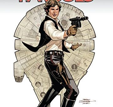 STAR WARS AGE OF REBELLION HAN SOLO #1 Preview