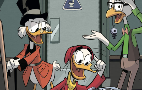 DUCKTALES #20 Preview