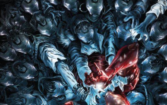 TONY STARK IRON MAN #10 Preview