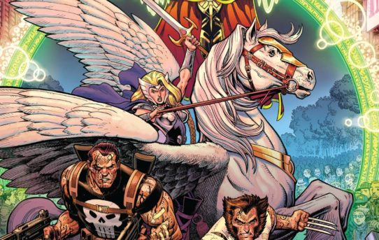 WAR OF REALMS #2 (OF 6) Preview