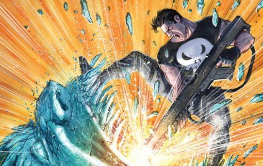 WAR OF REALMS PUNISHER #1 (OF 3) Preview