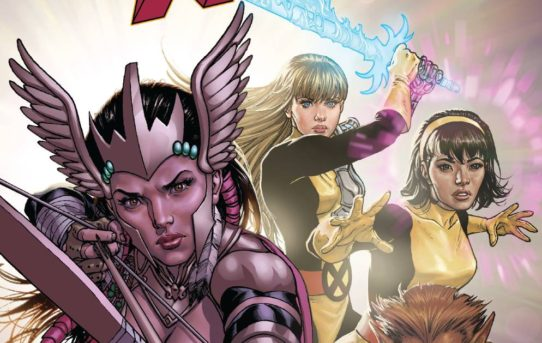 WAR OF REALMS UNCANNY X-MEN #1 (OF 3) Preview