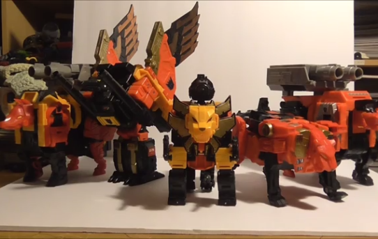 Formers Friday - Predaking Review