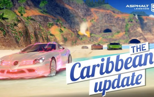 Asphalt 9: Legends: Caribbean Update!