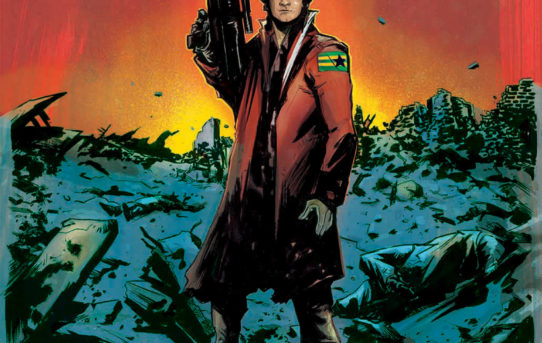 BOOM! Studios Unveils The First Look at FIREFLY #5