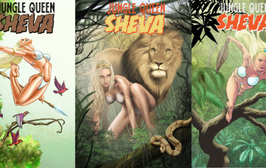 ZEU LIBRARY Starts with Jungle Queen Sheva