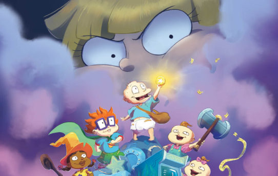 Join the Fellowship in RUGRATS: THE LAST TOKEN from BOOM! Studios