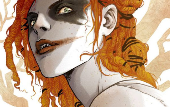 REAVER By Rebekah Isaacs And Justin Jordan Coming Soon From Image Comics