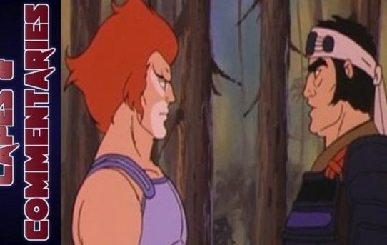 "ThunderCats ""The Thunder-Cutter"""