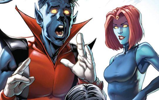 AGE OF X-MAN AMAZING NIGHTCRAWLER #4 (OF 5) Preview