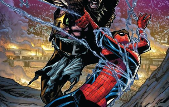 AMAZING SPIDER-MAN #22 Preview
