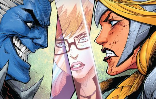 ASGARDIANS OF THE GALAXY #9 Preview