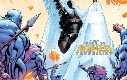 AVENGERS #19 Preview