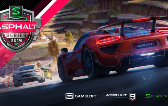 Gameloft Launches the First Edition Esports Series with BlackShark!