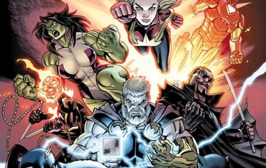 AVENGERS, SPIDER-MAN, VENOM Get All-New Stories For Free Comic Book Day!