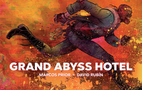 The Grand Abyss Hotel OGN HC Preview