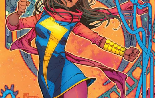 MAGNIFICENT MS MARVEL #3 Preview