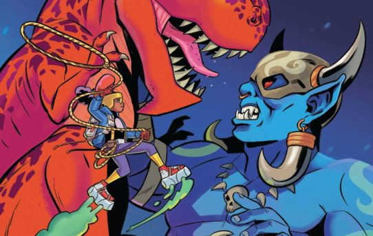 MOON GIRL AND DEVIL DINOSAUR #43 Preview
