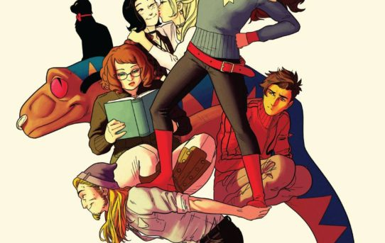 RUNAWAYS #21 Preview