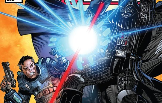 STAR WARS ORIGINAL MARVEL YEARS #108 Preview
