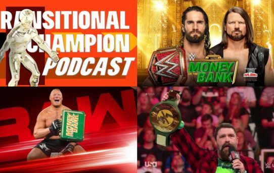 Transitional Champion Podcast Episode #12 - Money Madness