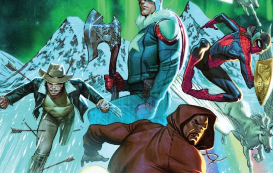 WAR OF REALMS STRIKEFORCE LAND OF GIANTS #1 Preview