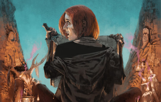 Willow Deals with Sacrifice in BUFFY THE VAMPIRE SLAYER #7