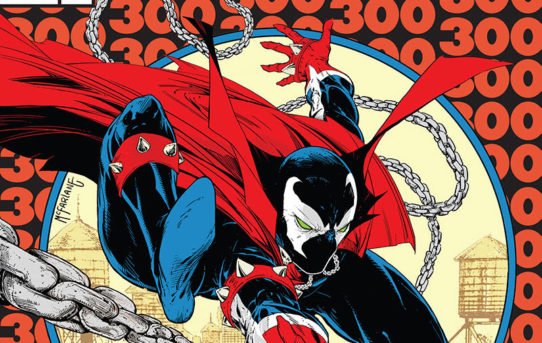 McFarlane & Capullo to draw historic SPAWN #300 comic book issue