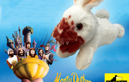Factory Entertainment Reveals Monty Python's Killer Rabbit SDCC Exclusive