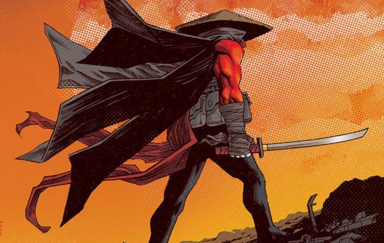 Valiant Preview: Sci-Fi Mayhem Unfolds in FALLEN WORLD #2