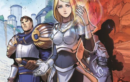 League of Legends: Lux Arrives in Print this November!