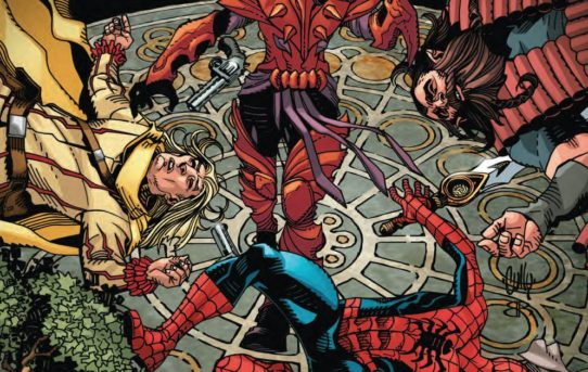 SPIDER-MAN & LEAGUE OF REALMS #3 (OF 3) Preview