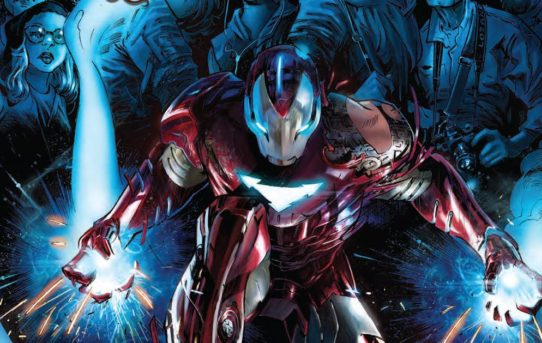 TONY STARK IRON MAN #13 Preview