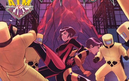 UNSTOPPABLE WASP #9 Preview