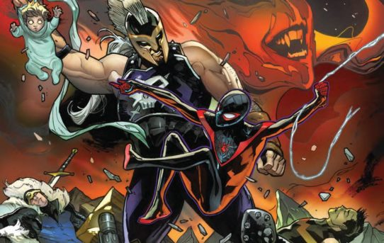 WAR OF REALMS JOURNEY INTO MYSTERY #5 (OF 5) Preview