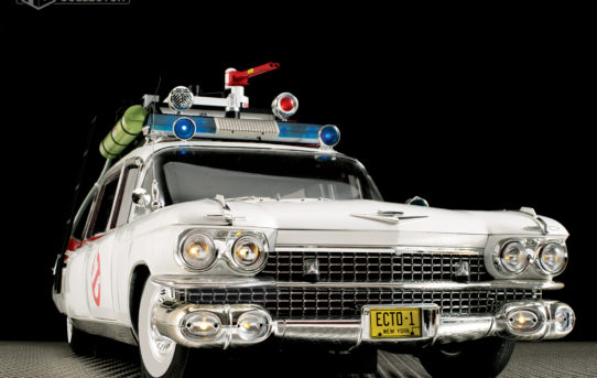 Eaglemoss Hero Collector Invites Fans to Build the Original Ghostbusters™ Ectomobile