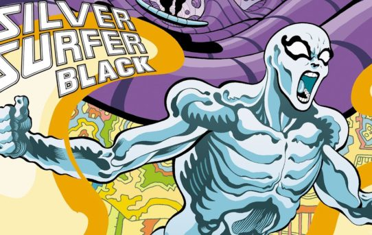Silver Surfer Rides into Deadly Waters in the SILVER SURFER: BLACK Launch Trailer!