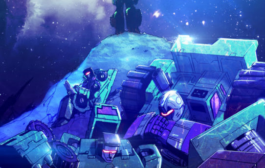The Bold New Era of TRANSFORMERS Expands with Monthly GALAXIES Series