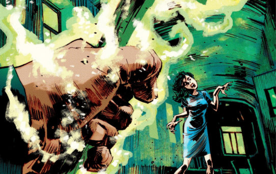 Your First Look at Joss Whedon's ANGEL #3 From BOOM! Studios