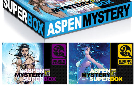 Aspen Comics Reveals SDCC 2019 Exclusives