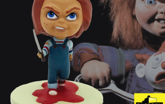 Chucky Is Ready To Play At SDCC 2019!