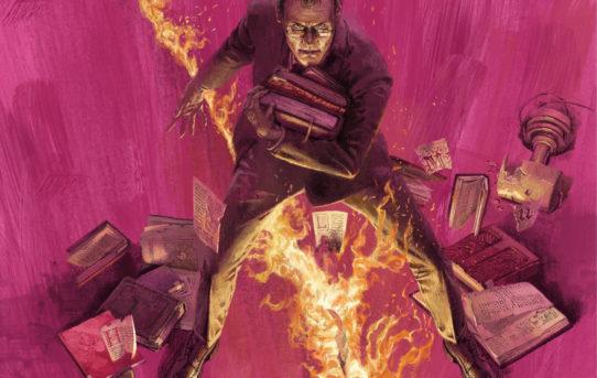 Willow's Shocking Sacrifice in BUFFY THE VAMPIRE SLAYER #6