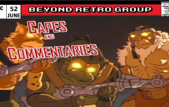 "Capes and Commentaries #52 - ThunderCats ""The Mountain"", NECA Unboxing & Birthday Memories!"