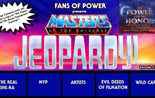 Fans of Power 189 - Masters Of The Universe Jeopardy!