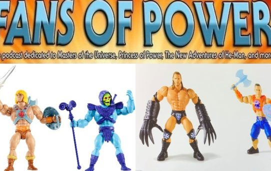 Fans of Power 191 - SDCC 2019 Masters of the Universe Origins reveals and more!