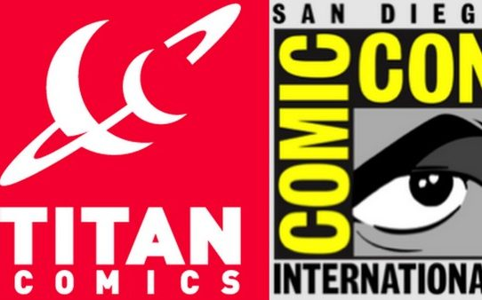 TITAN COMICS REVEALS FULL PLANS FOR SDCC 2019!