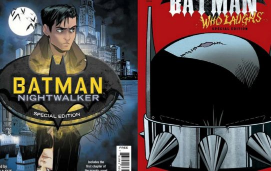 DC OFFERS TWO TITLES FOR BATMAN DAY 2019